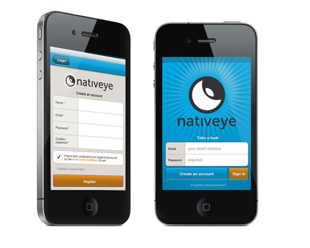 NativEye - Market Research app